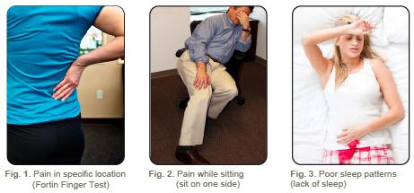 hip flexor muscle area