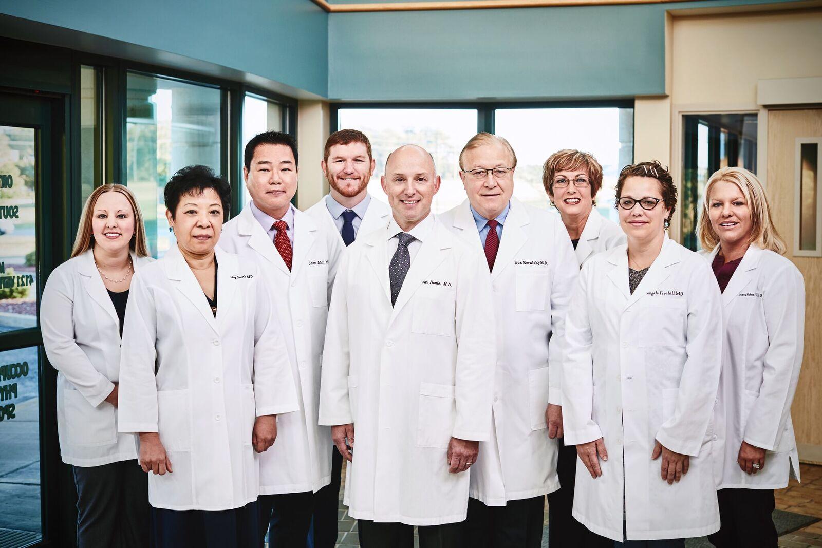 Orthopaedic Center Of Southern Illinois | We Fix Bones